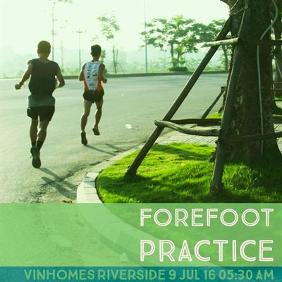 FOREFOOT PRACTICE